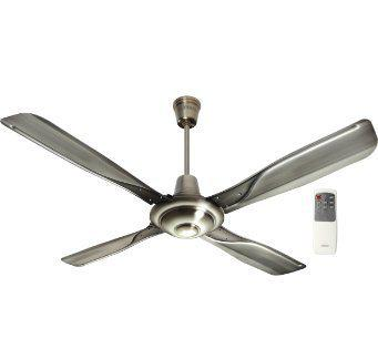 Havells Yorker 1320mm Special Finish Ceiling Fan with Remote (Antique Brass)