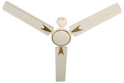 Polycab 75W Aluminium Ceiling Fan, 53x26x16 cm (Bianco)