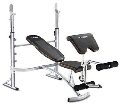 Kobo Exercise Weight Lifting Imported Professional Home Gym Multipurpose (FID) Fitness Bench