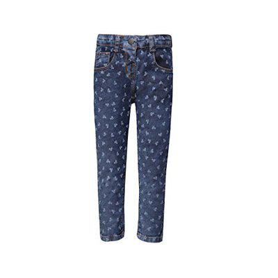 Tales & Stories Girl's Grey Trouser