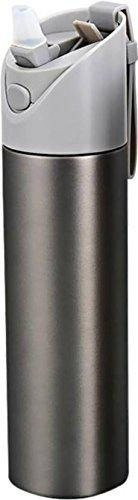 Flick Top Vacuum Sipper With Spout Shield A 580 ml Sipper Grey