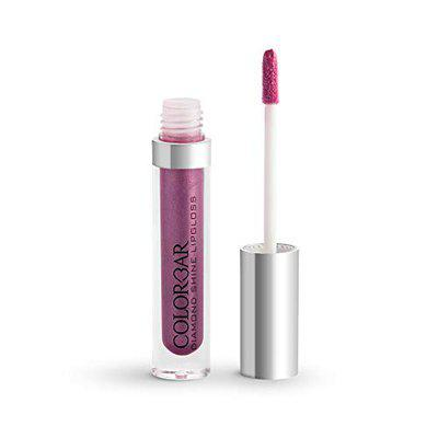 Colorbar Diamond Shine Lip Gloss, Vanity Mauve 011, 3.8ml