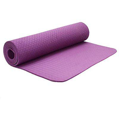 Iris Fitness Non Slip Tpe Yoga Mat For Hot Yoga Pilate Gymnastics