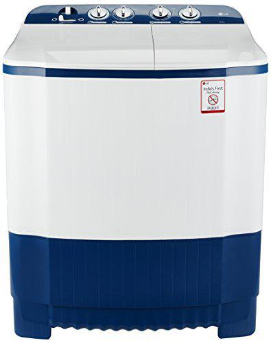 LG 6.2 kg Semi-Automatic Top Loading Washing Machine (P7252N3FA, Dark Blue)
