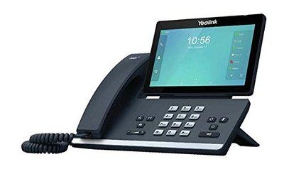 Yealink SIP-T56A IP Phone Easy Audio and Visual Communication 16-Lines