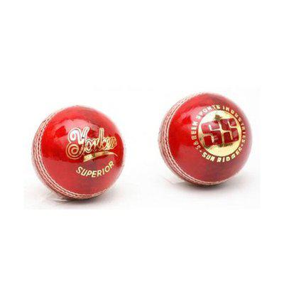 SS Yorker Cricket Ball, Pack of 2