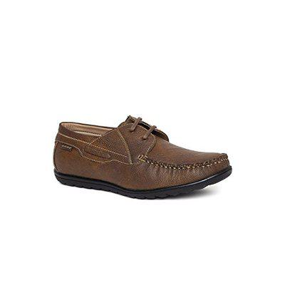 Duke Men's Synthetic Casual Shoes - 10 Tan