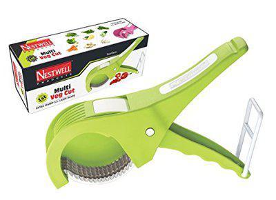 nestwell Multi Veg Cut 5 Blade Vegetable & Fruits Cutter Chopper Slicer