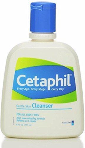 Cetaphil Gentle Skin Cleanser, 4 oz by Cetaphil