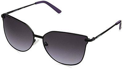 Fastrack Gradient Square Women's Sunglasses - (M181BK4F|61|Grey Color)