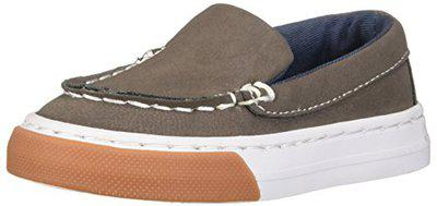 The Children's Place Kids' Sneaker,Grey-TB Indie,10 M US Toddler