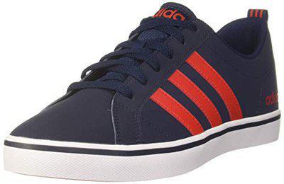 adidas neo Men's Vs Pace Conavy/Corred/Ftwwht Sneakers - 6 UK/India (39 EU)