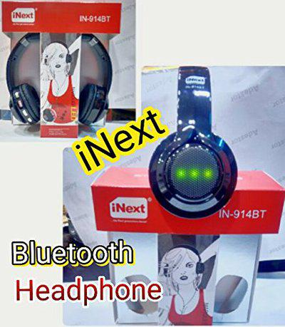 iNEXT BLUETOOTH HEADPHONE IN-914BT