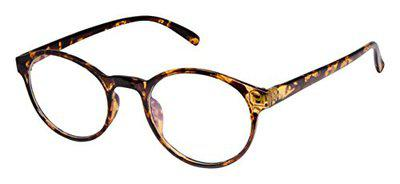Cardon Rimmed Round Unisex Spectacle Frame - LCEWCD1397THY2377xC3 51 mm