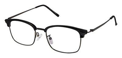 Cardon Rimmed Club Master Unisex Spectacle Frame - LCEWCD1237TH2YTR9251xC1|50 mm