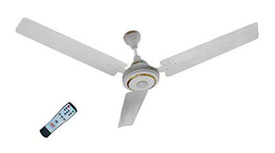MAYA MBLDCR_BW1200 27 Watts Ceiling Fans (White)