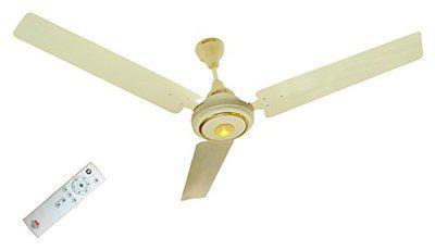 MAYA MBLDCR_CI1200 27 Watts Ceiling Fans (Cream)