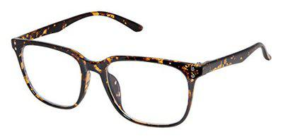 Cardon Rimmed Rectangular Unisex Spectacle Frame - LCEWCD1263THY2373xC3|53 mm