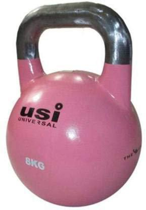 USI Competition Steel Kettelbell (Multicolour, 8)