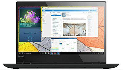 Lenovo Yoga 520 80X800Q7IN 14inch Laptop 7th Gen Core i57200U4GB1TBWindows 10Integrated Graphics