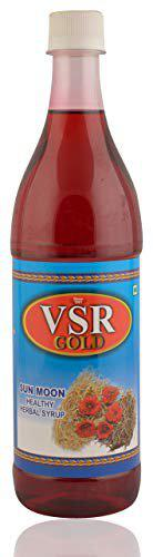 V.S.R Sun Moon Syrup, 700 ml (Pack of 6)