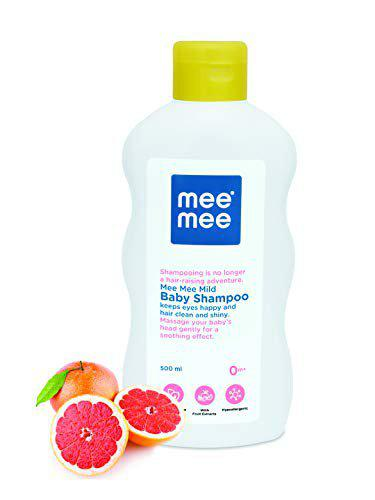 Mee Mee Mild Baby Shampoo (with Fruit Extracts - 200 ml (Single Pack))