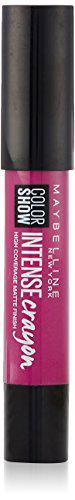 Maybelline New York Color Show Intense Lip Crayon, Mystic Mauve, 3.5g