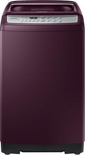 Samsung 7.5 Kg Fully-Automatic Top Loading Washing Machine (WA75M4500HP/TL, Sparkling Plum, Wobble Pulsator)
