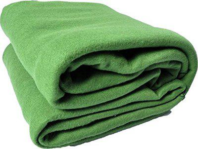 Home Crust Polyester & Polyester Blend 200 TC Blanket (Single