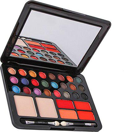Glam 21 24-Colour Eyeshadow with 4 Blusher, 2 Compact Powder Makeup Kit