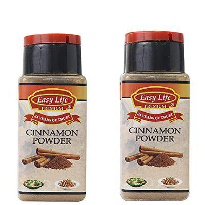 Easy Life Combo of Cinnamon Powder 65g (Pack of 2)