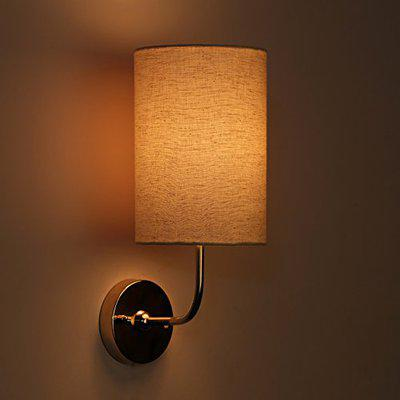 Craftter Wall Lamp, White, Round