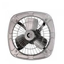 Crompton Greaves Drift Air Fresh 3 Blade Exhaust Fan (300mm/12-inch, Grey)