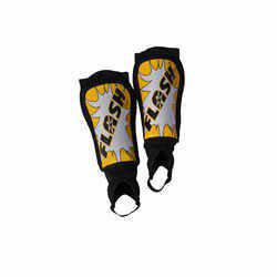 Football Shinguard Gold Size L (Colour May Vary)
