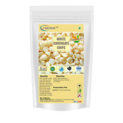 Neotea White Chocolate Chips (300g)