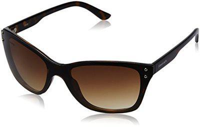 Fastrack Gradient Sport Women's Sunglasses - (P393BR1F|67|Brown Color)