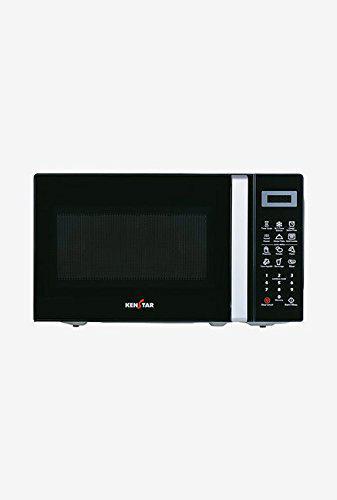 Kenstar KK20GBB050 17 L Grill Microwave Oven (Black)