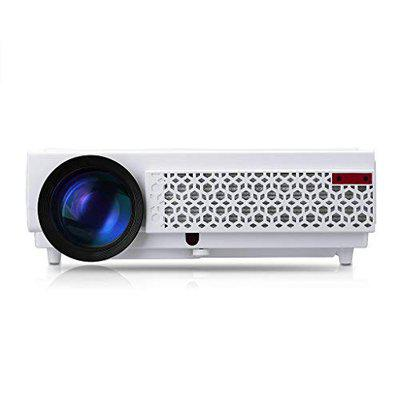 Play 4000lms Full HD Video 3D LED USB and HDMI Ports Home Theater Projector