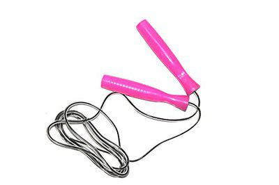 CSU Skipping Rope with Ball Bearing (Pink with Black)