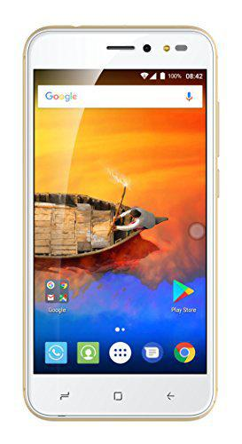 iVooMi Me3 (Champagne Gold, 16 GB) (2 GB RAM)
