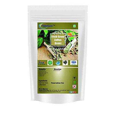 Neotea Green Coffee Beans Your Natural Immunity Booster and Weight Loss Partner (250g)