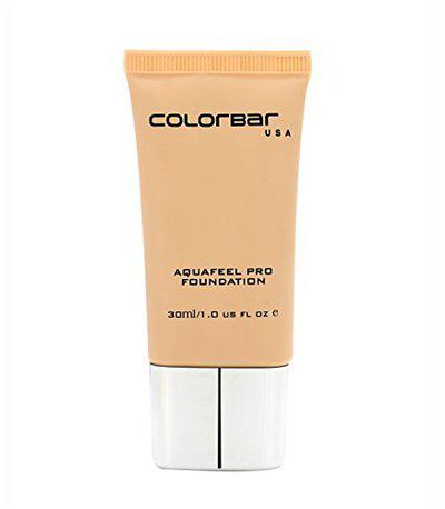 Colorbar Aqua Feel Pro Foundation, Caramel Ice, 30ml