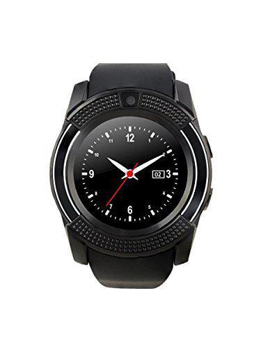 Noise Turbo Smartwatch Black