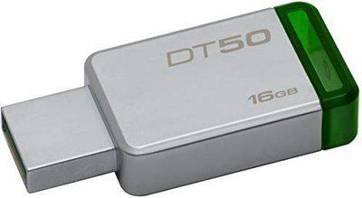 KINGSTON Dependable and Capless USB DataTraveler 64 GB Pen DriveBlack