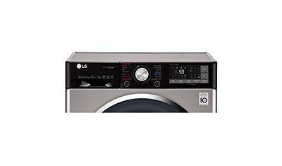 LG 2 kg Fully Automatic Top Loading Washing Machine (F8K5XNK4, Stone Silver)