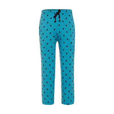 VIMAL JONNEY Turqouise Printed Trackpant for Boys-K1_PRT_NO.5_FRZ_01-30B