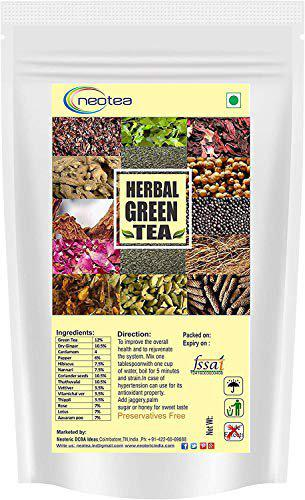 Neotea Herbal Green Tea Give Your Skin a hydrated Healthy Glow with Green Tea 250g