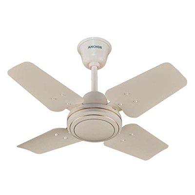 Anchor 600 mm New Flyer Ceiling Fan (white)