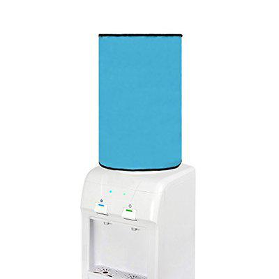 Lithara Water Dispenser Bottle Cover 20 LTR Color Sky Blue with Water Level Indication