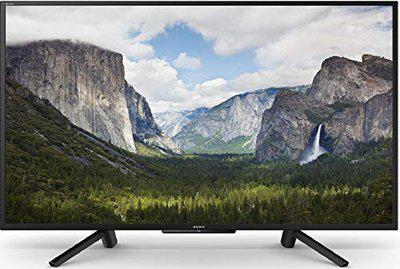 Sony 125.7 cm (50 Inches) Full HD LED Smart TV KLV-50W662F (Black) (2018 model)